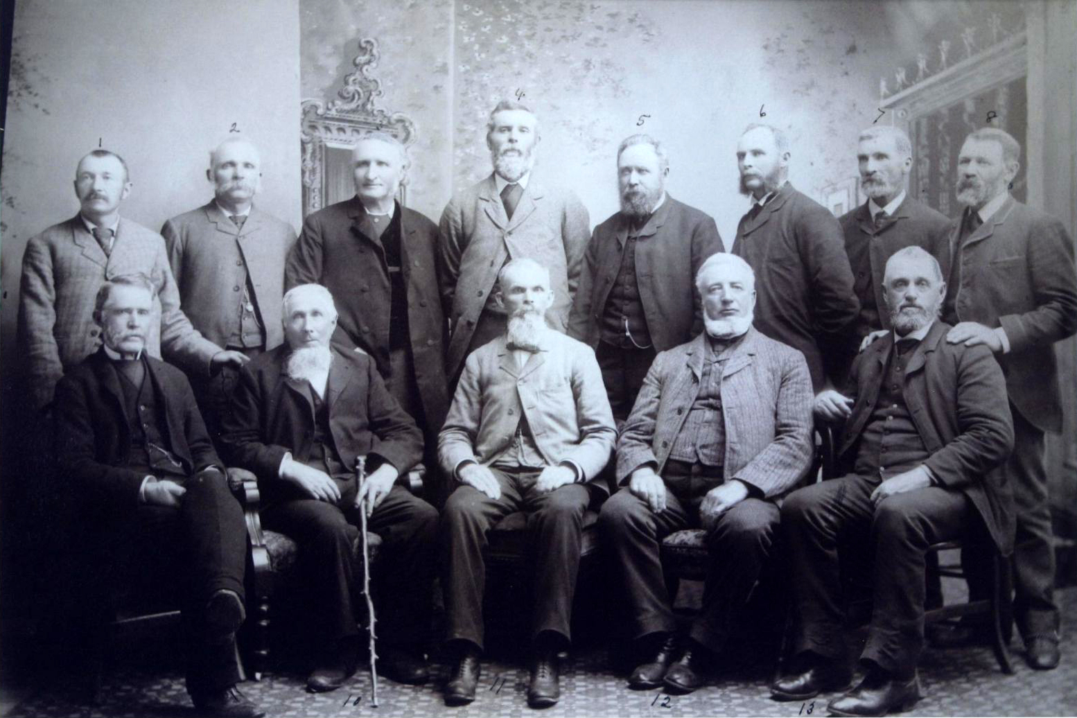 Directors 1891 County of Brant Farmers Mutual Fire Insurance Company